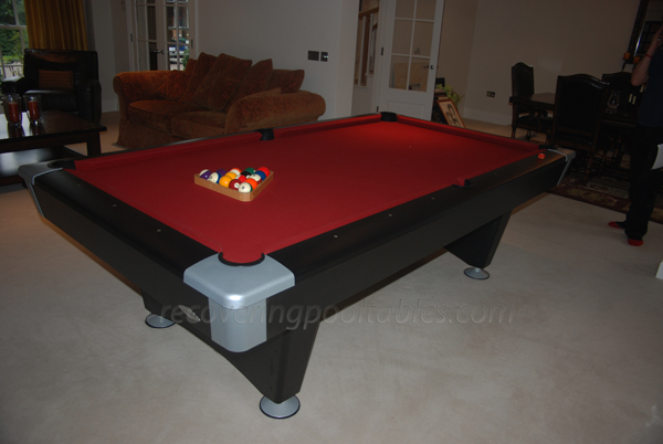 USA Pool table London 1