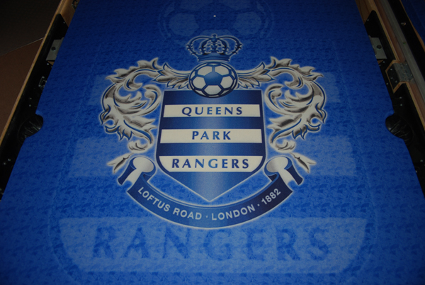 QPR Football Cloth 600