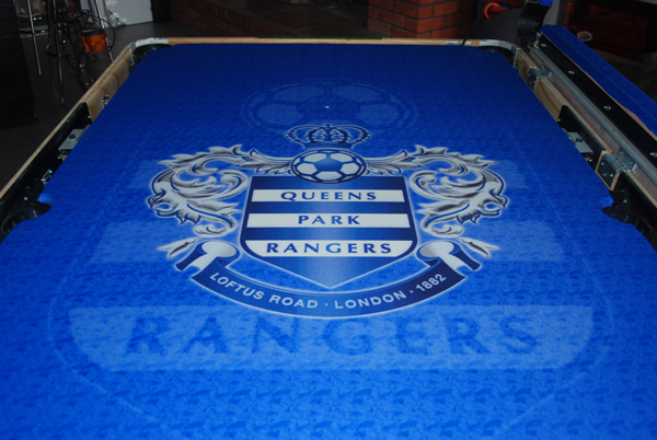 QPR Football Cloth Water Mark 1