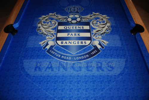 QPR Football Cloth Water Mark 7