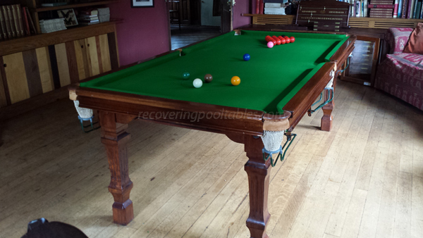 Snooker tables 150913