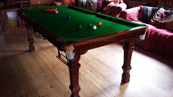 Snooker tables 150913a