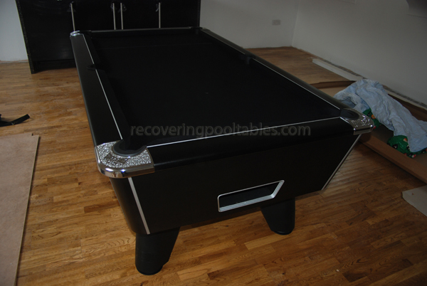Kitform Winner pool table 2