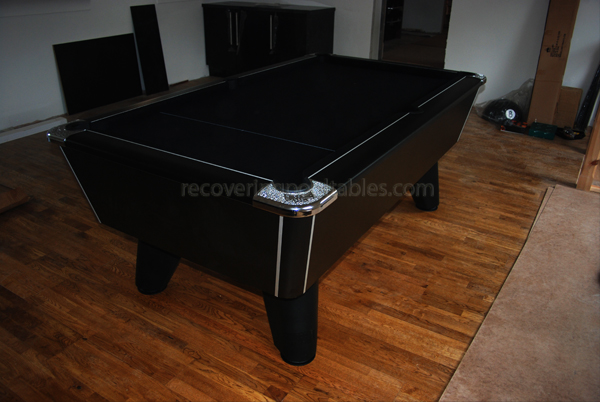 Kitform Winner pool table 3