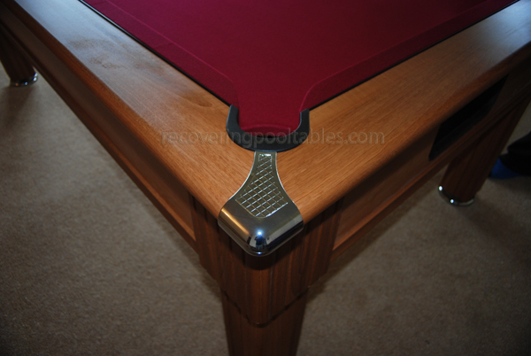 Slimline pool table 2