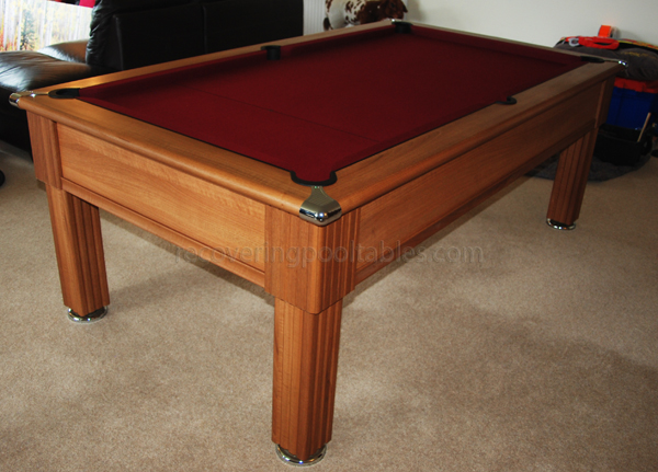 Slimline pool table 5