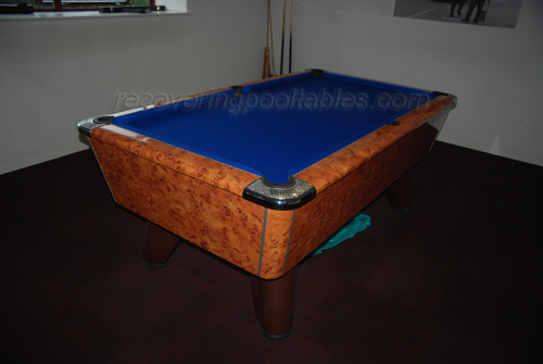 Amberwood Blue Speed cloth